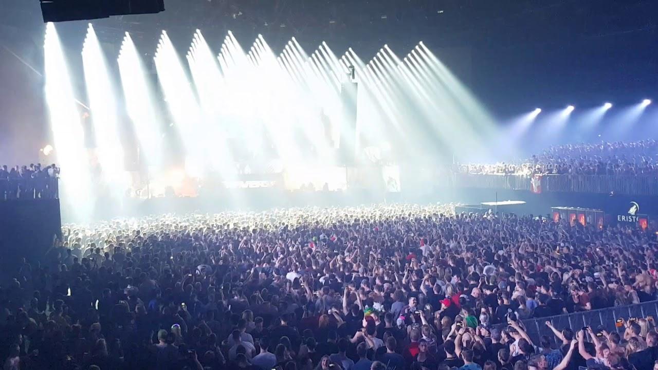 Reverze 2018 Lotto Arena Sportpaleis Antwerpen