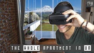 MULTI-ROOM TRACKING - Tracking a Whole Apartment in VR - Pt. 1