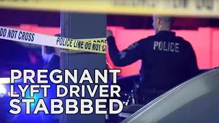 Pregnant Lyft Driver Stabbed and Killed by Passenger