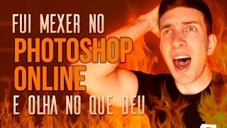 Photoshop Online - Editor Grátis e em Português-BR