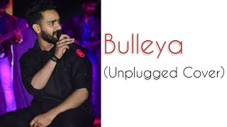 Bulleya | (Live Cover) | Amit Mishra | Shilpa Rao | Pritam | Zayb- The Band