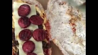 Tostçu Erol a rakip ultra atom tost