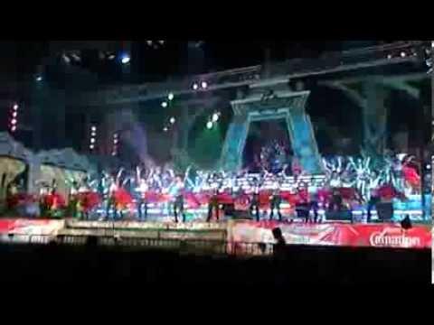 เพลงโชว์วง - ระเบียบวาทะศิลป์ เปิดฤดูกาล 56-57 By Joey Live
