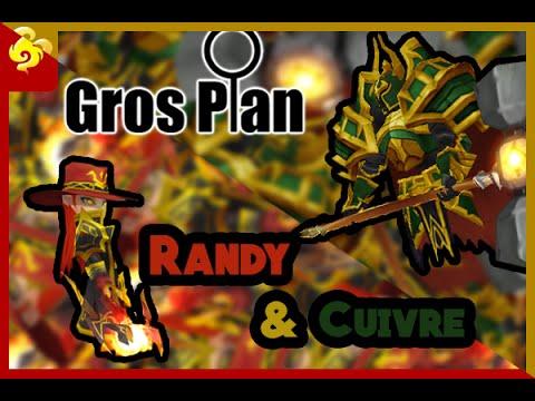 Summoners War - Gros plan - Randy & Cuivre