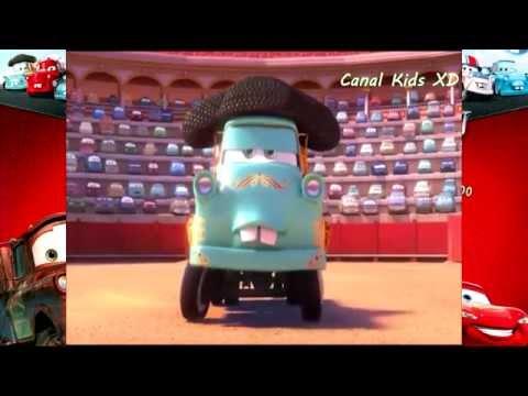 Cars Toon Mate El Materdor - Grandes Histórias do Mate - Car Tools