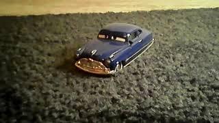 Disney Pixar cars Doc Hudson Review