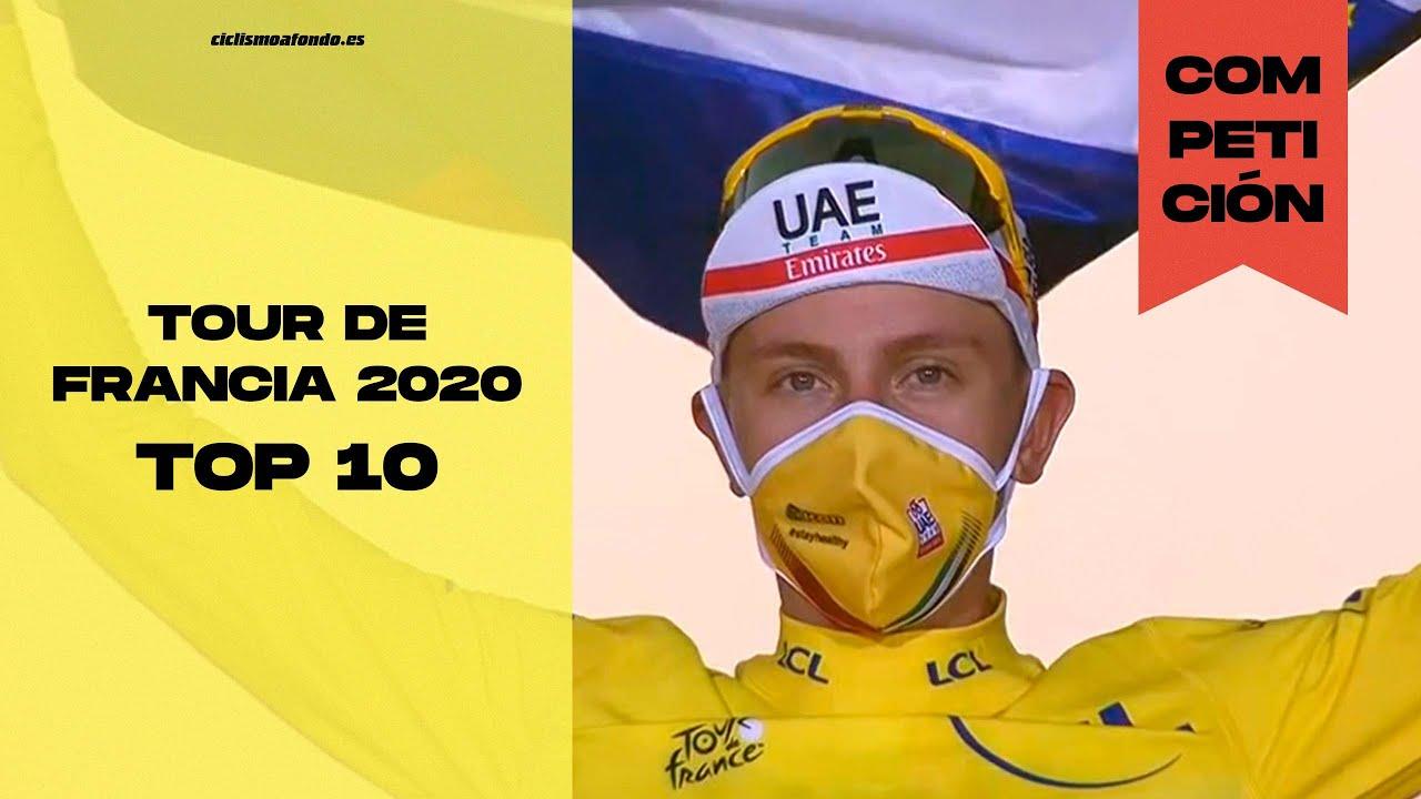 Nuestro particular TOP 10 del Tour de Francia 2020 |Ciclismo a Fondo