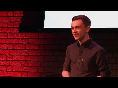 Music Startups and Embracing the Unknown | James McAulay | TEDxRNCM