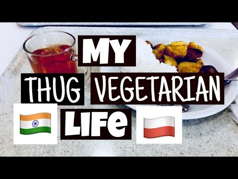 My Thug Life Of Being Vegetarian in Poland | food | Indian student Life in Poland | lodz |