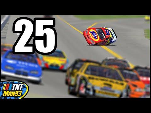 25 Ways to Flip Your Car in NASCAR