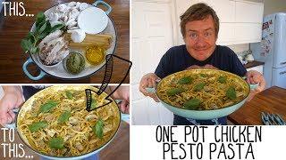 One pot chicken pasta