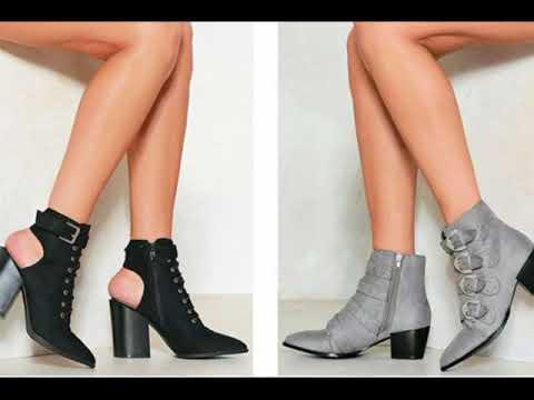 Model sepatu wanita boots
