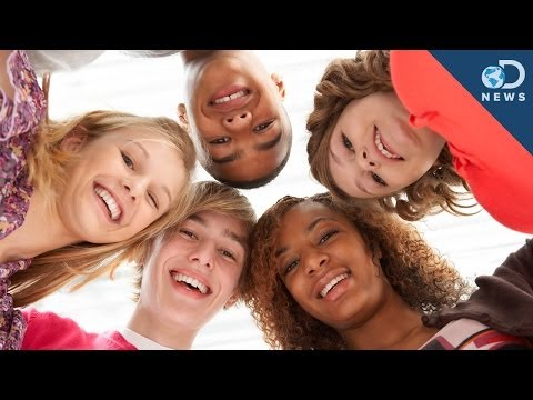 The Teen Brain: Under Construction