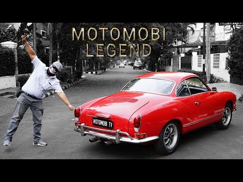 VW Karmann Ghia | MotoMobi Legend #02