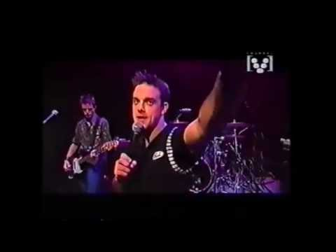 Robbie Williams Live @ the joint channel v 2000
