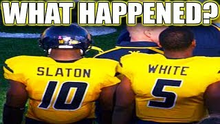 What Happened to Pat White and Steve Slaton After They Went Pro?
