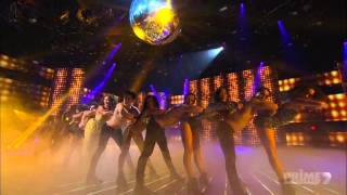 Ricki Lee Coulter first live performance