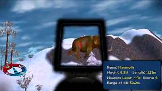 Carnivores: Ice Age - Updated Gameplay Trailer (PC, iOS)