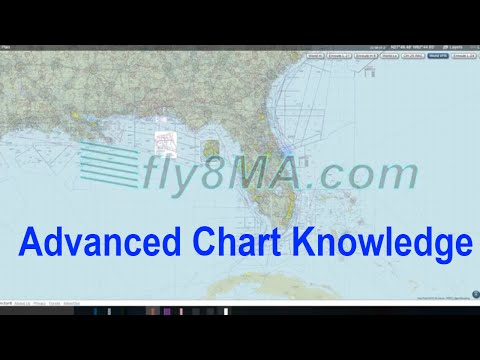 Ep. 82: Advanced Sectional Chart Knowledge | VFR Map