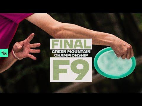 2019 GMC | FINALF9 | Lizotte, McBeth, Dickerson, Locastro | Disc Golf