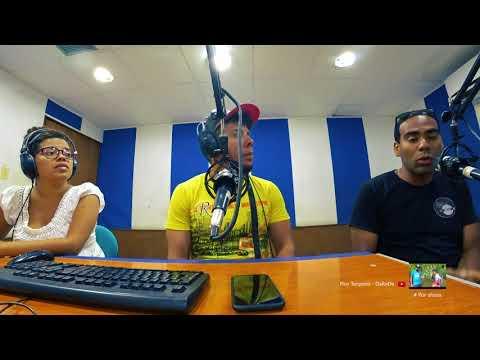 Por ahora - Radio CMKS Guantánamo entrevista a Adriel Bosch y DaRoDe