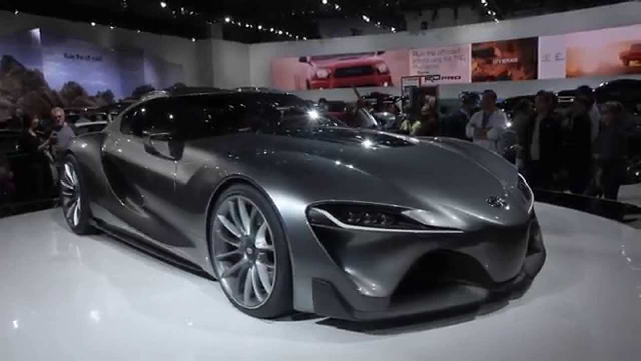 toyota ft1 youtube