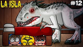 HAY un INDOMINUS REX en La ISLA!!! ???? LA ISLA #12 ???????? [Serie ARK Roleplay c/ Mike, Raptor y Sparta]