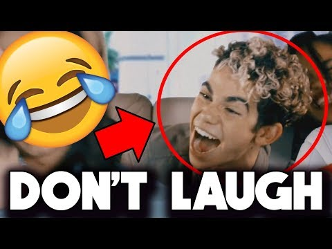 Try Not To Laugh - DESCENDANTS 2 (CARscendants - Chillin' Like a Villain) Funny Moments