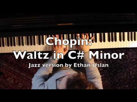 Jazzed up Chopin