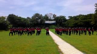 Security Sevice PT.ISS Facility Service Cab Surabaya Pelatihan Gada Pratama 10 Yonif 1 Marinir 2016