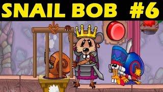 Snail bob 6 walkthrough / Улитка Боб 6 прохождение