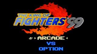 Mega Drive Longplay - King of Fighters 99
