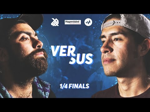MR.ANDROIDE vs IBARRA | Vocal Masters 2018 | 1/4 Final