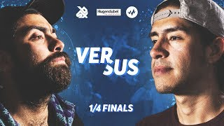 Video MR.ANDROIDE vs IBARRA | Vocal Masters 2018 | 1/4 Final download MP3, 3GP, MP4, WEBM, AVI, FLV Mei 2018