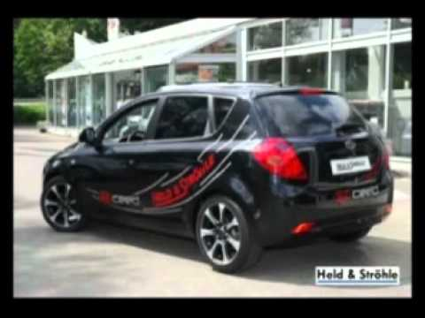 kia ceed tuning 2007 youtube. Black Bedroom Furniture Sets. Home Design Ideas