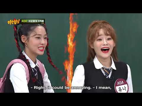 [ENG SUB] Knowing Bros Ep.206 - AOA