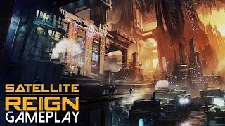 Satellite Reign Gameplay (PC HD)