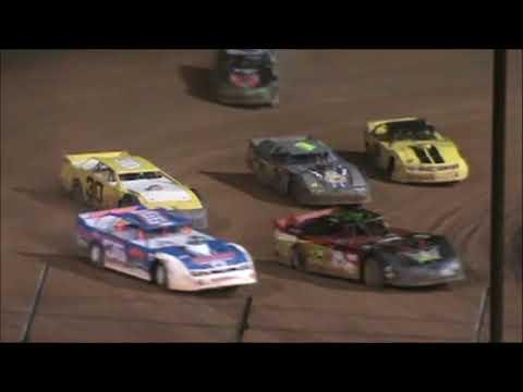 Brett McDonald RUSH Pro Stock Feature Lernerville Speedway 9/15/18