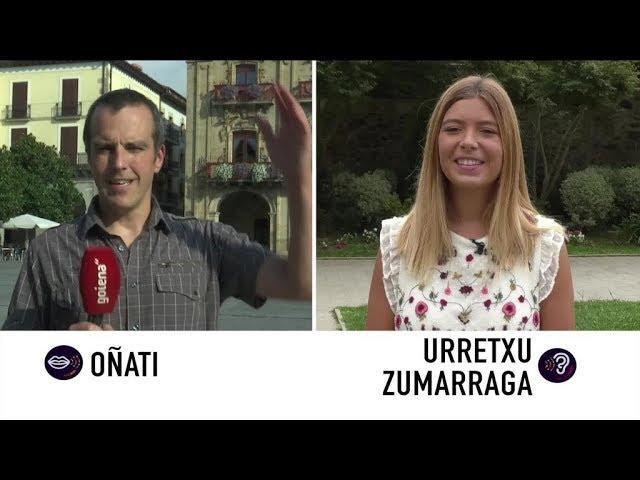 Euskaraldia - Oñati eta Urretxu-Zumarraga