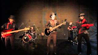 Steam Powered Giraffe - Electricity Is In My Soul (Live Album Version)