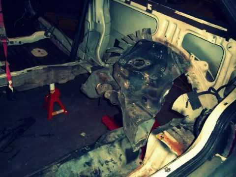 Mid engine RWD civic Build.wmv - YouTube