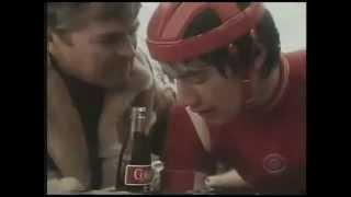 1983 Keanu Reeves. Coca-Cola Commercial