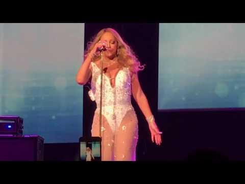 Mariah Carey live Don