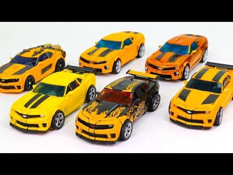 Transformers DOTM Deluxe Nitro Cyberfire Battle Blade Bumblebee 6 Vehicle Car Robot Toys