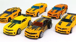 Transformers DOTM Deluxe Nitro Cyberfire Battle Blade Bumblebee 6 Vehicle Car Robot Toys