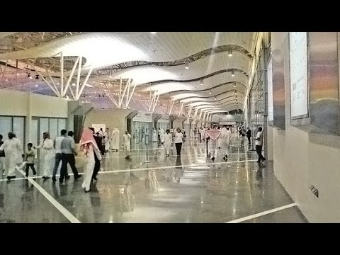 Riyadh International Convention and Exhibition Centre attracted millions of business tourists