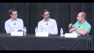 HealthTech Plenary Panel with Jonathan Kolstad, Ziad Obermeyer, and Mario Ramirez