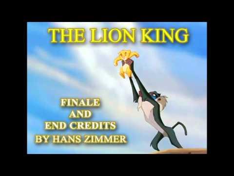 Lion King Finale & Credits (Hans Zimmer's Score)