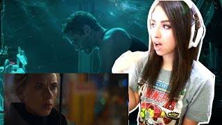 Marvel Studios' Avengers - Official Trailer REACTION!!!