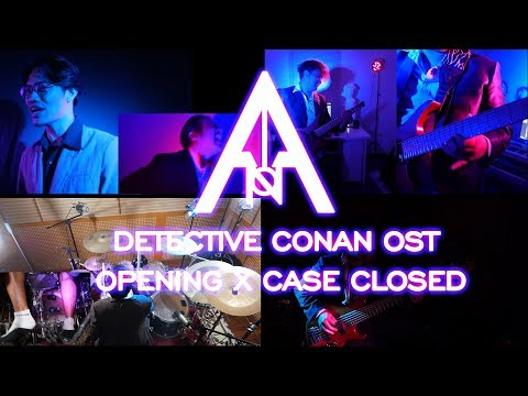 ║A I O N | OST Detective Conan (Opening & Case Closed) [Versi Indonesia]║